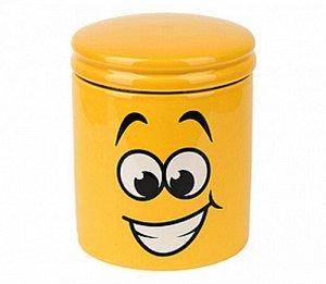 """Smile"" Банка для сыпучих продуктов 630мл в п.у. L2520871"