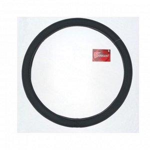 Оплётка TORSO, полиуретан, размер 38 см, черный