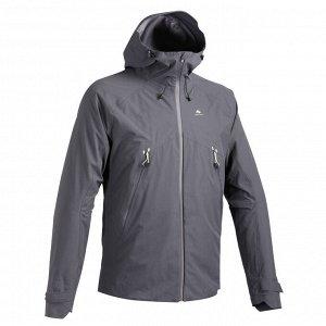 Куртка водонепроницаемая для горных походов мужская MH500 QUECHUA