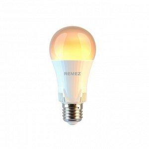 Светодиодная лампочка солнечного света A60-E27-12W-3K