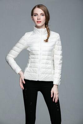 Женская куртка наполнитель пух