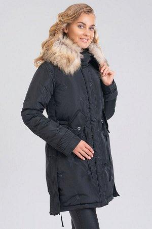 Черный Теплая и уютная парка – самая востребованная вещь в женском зимнем гардеробе. Парка прекрасно впишется в повседневный гардероб, когда важен комфорт, тепло и мобильность. Но главное преимущество