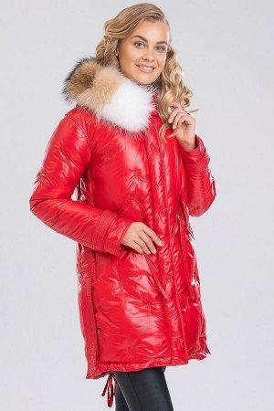 Красный Теплая и уютная парка – самая востребованная вещь в женском зимнем гардеробе. Парка прекрасно впишется в повседневный гардероб, когда важен комфорт, тепло и мобильность. Но главное преимуществ