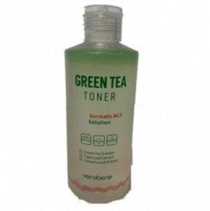 Увлажняющий тонер с экстрактом зеленого чая Green Tea Toner
