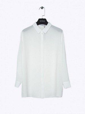 Однотонная блузка B2480/jessica
