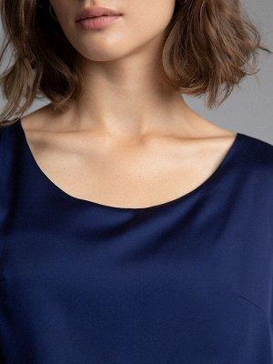 Однотонная блузка B2535/reason