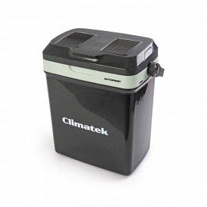 Холодильник термоэлектрический Climatek 20 л. (охлаждение, нагрев) CB-20L AC/DC