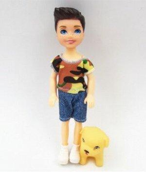 Кукла мальчик