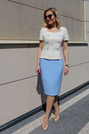 Жакет, юбка Azzara 585Г