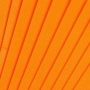 "Фоамиран ""Грейпфрут"" набор 10 листов, формат А4, 1 мм"