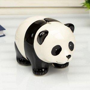 "Копилка керамика ""Панда"" 10х13,5х9 см"