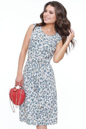 Платье Загадочное свидание, нежная