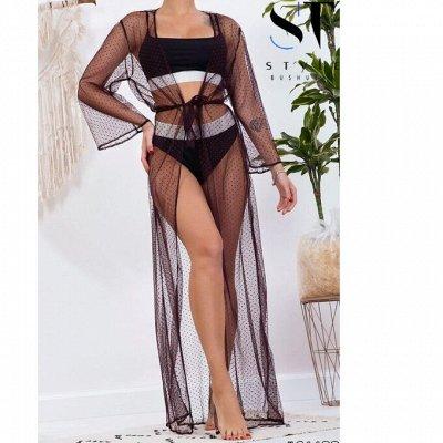 ⭐️*SТ-Style*Новинки+ Распродажа*Огромный выбор одежды! — Пляжные туники — Пляжная одежда