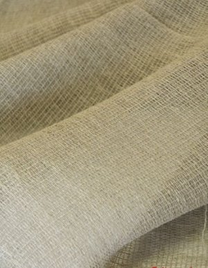 Лен упаковочный Мешковина 1.15м, лен-100%, 205 гр/м.кв