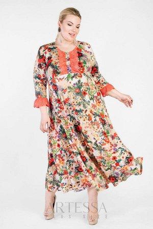 Платье PP34207FLW16