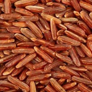 Рис красный, зерно, (Rice red grain)
