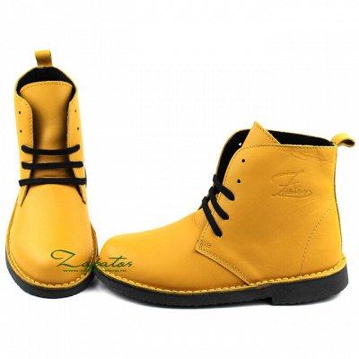 Обувь made in Spain. Удобная и практичная — ♥ ДЕЗЕРТЫ ЖЕНСКИЕ - ZAPATOS — Низкие