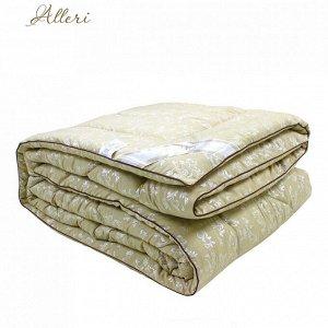 Одеяло Верблюжья шерсть (Тик), Демисезонное, 300 гр.