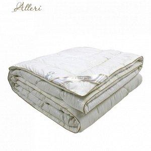 Одеяло Овечья шерсть (Тик), Демисезонное, 300 гр.