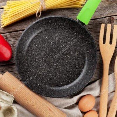 "#Летнийбум💥Набор сковородок AMERCOOK от 399 руб - 2!!! — Сковорода Ø 24 см ""Amercook"" - Stane nova — Сковороды"