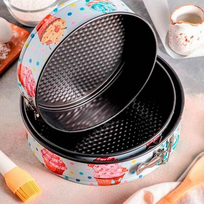 #Летнийбум💥Набор сковородок AMERCOOK от 399 руб - 2!!! — Разъемные формы  - ХИТ! — Для запекания и выпечки