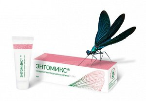 Энтомикс новый подход к проблеме устойчивых бактериальных инфекций