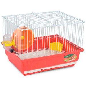 TRIOL Клетка для грызунов 30*23*21см