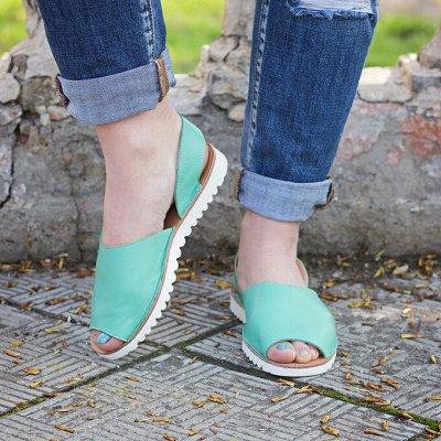 Обувь made in Spain. Удобная и практичная