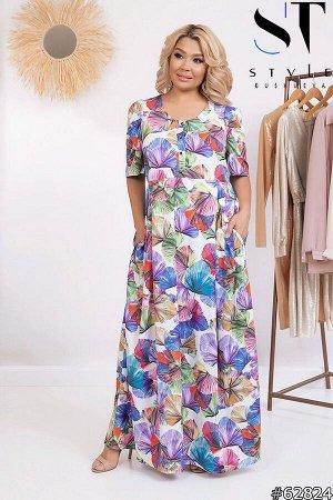Платье 62824