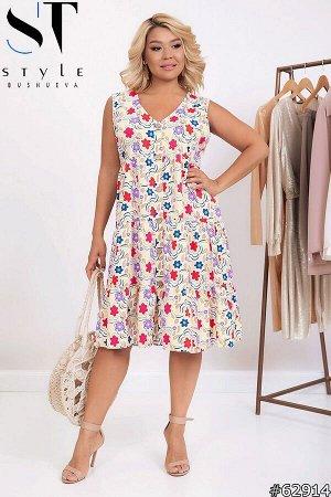 Платье 62914
