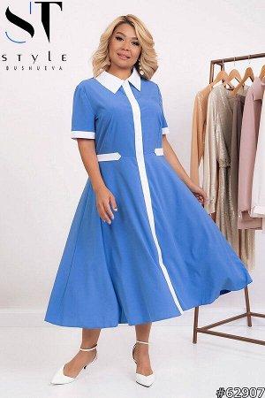 Платье 62907