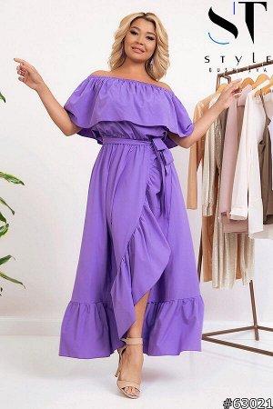Платье 63021