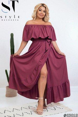 Платье 63019