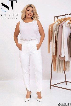 Костюм  63128 (блузка+брюки)