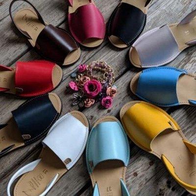 Обувь made in Spain. Удобная и практичная — РАЗМЕРНЫЕ СЕТКИ — Для женщин