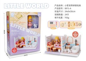 Кукла в наборе OBL807163 WS8971-A (1/24)