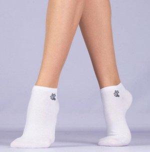 Носки хлопковые укороченные