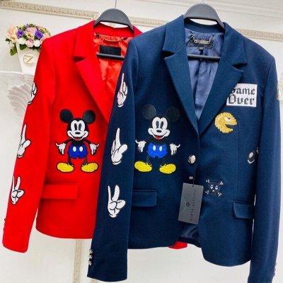 Турция, Италия! Одежда для Модниц! Рассрочка — Пиджаки, Куртки — Одежда