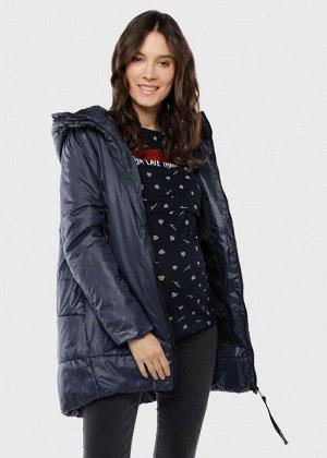 """Куртка демис. 2в1 """"Берн"""" для беременных; синий"""