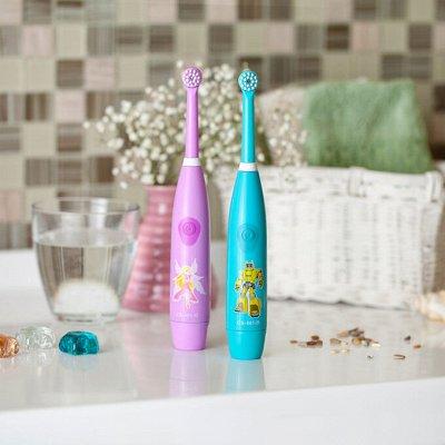Мед. техника OMRON-зубные щетки, ирригатор для детей/взрослых