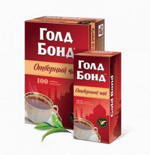 """Чай """"Голд Бонд Отборный"""""""