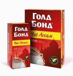 """Чай """"Голд Бонд Ассам"""""""