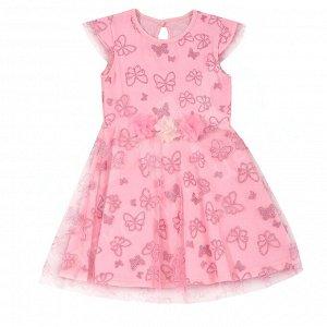 Детское платье Бабочка Элина