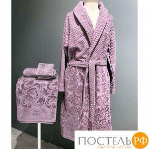 1213T10025123S Tivolyo Home LISA халат фиолетовый S