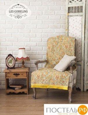 Накидка на кресло гобелен 'Vitrail De Printemps' 90х200 см
