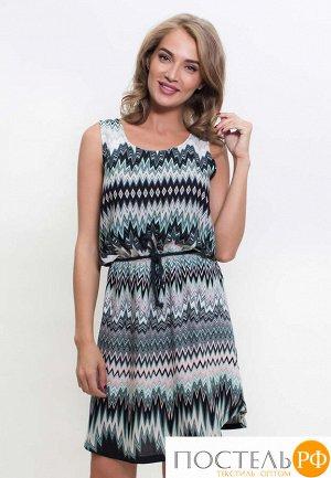 Платье Stephani Цвет: Черный (S). Производитель: VIENETTA PLUS