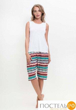Пижама Denice Цвет: Молочный (L). Производитель: VIENETTA PLUS