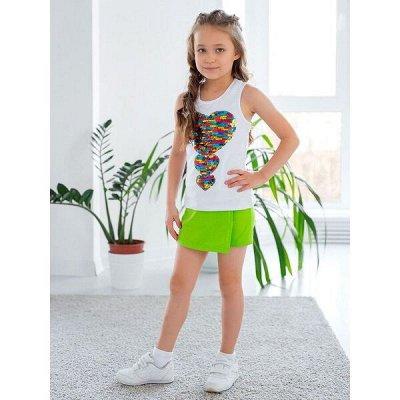 Looklie — стиль и качество. Модная доступная школа — Для девочек - Юбка-Шорты — Юбки