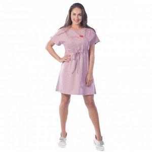 Платье Glorius женское КЛП1435П1 розовый