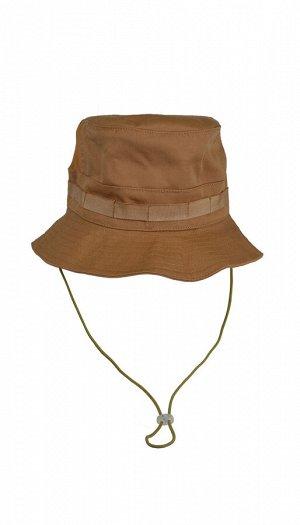 Панама для военнослужащих цв. песок